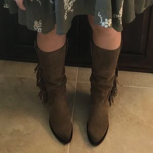 Lucchese Shoes - Kacey for Lucchese fringe boots
